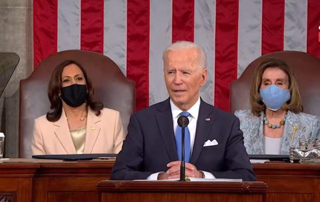 Biden:  4 trilioni di $ di spesa. Li pagheranno le company e i ricchi