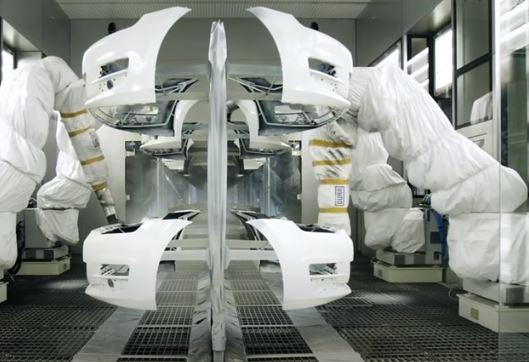 La fabbrica che cambia – di Roberto Pertile
