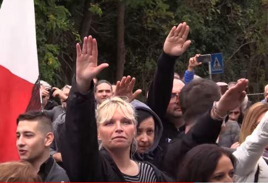 Aumenta in Germania la criminalità d'estrema destra