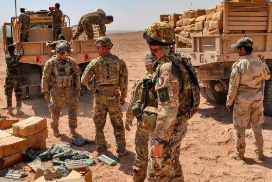 Tornano i nostri dall'Afghanistan e nessuno li riceve. La protesta del gen. Rossi