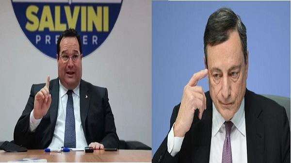 Le grane di Mario Draghi in piena estate